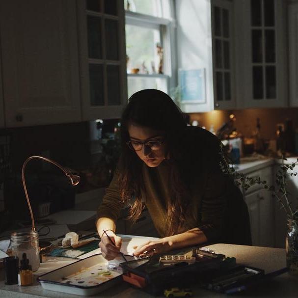 - Artistry & Motherhood || A Letter from Carolyn