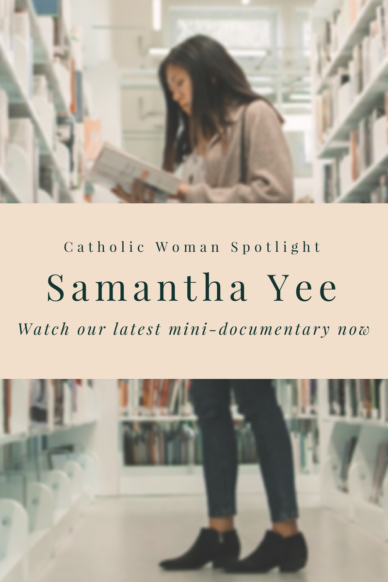 A Letter from Samantha Yee Film