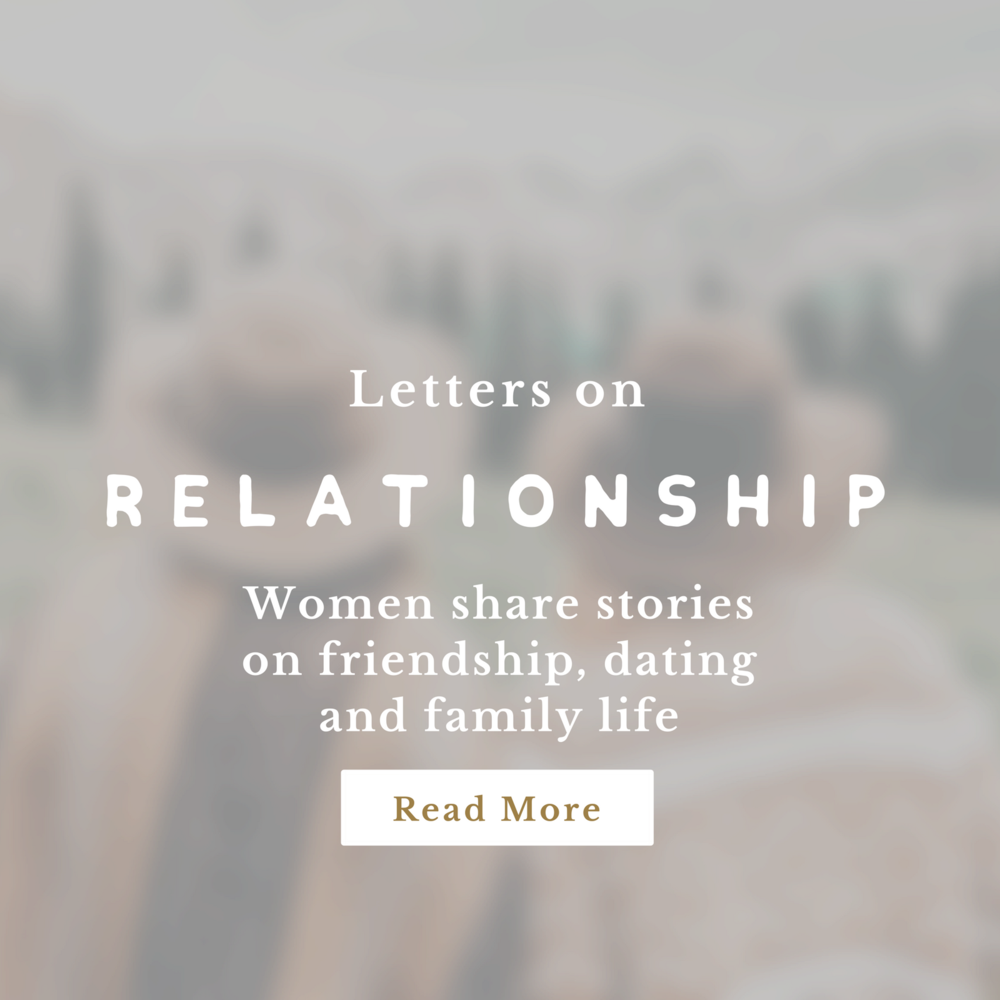 Letters on Relationship