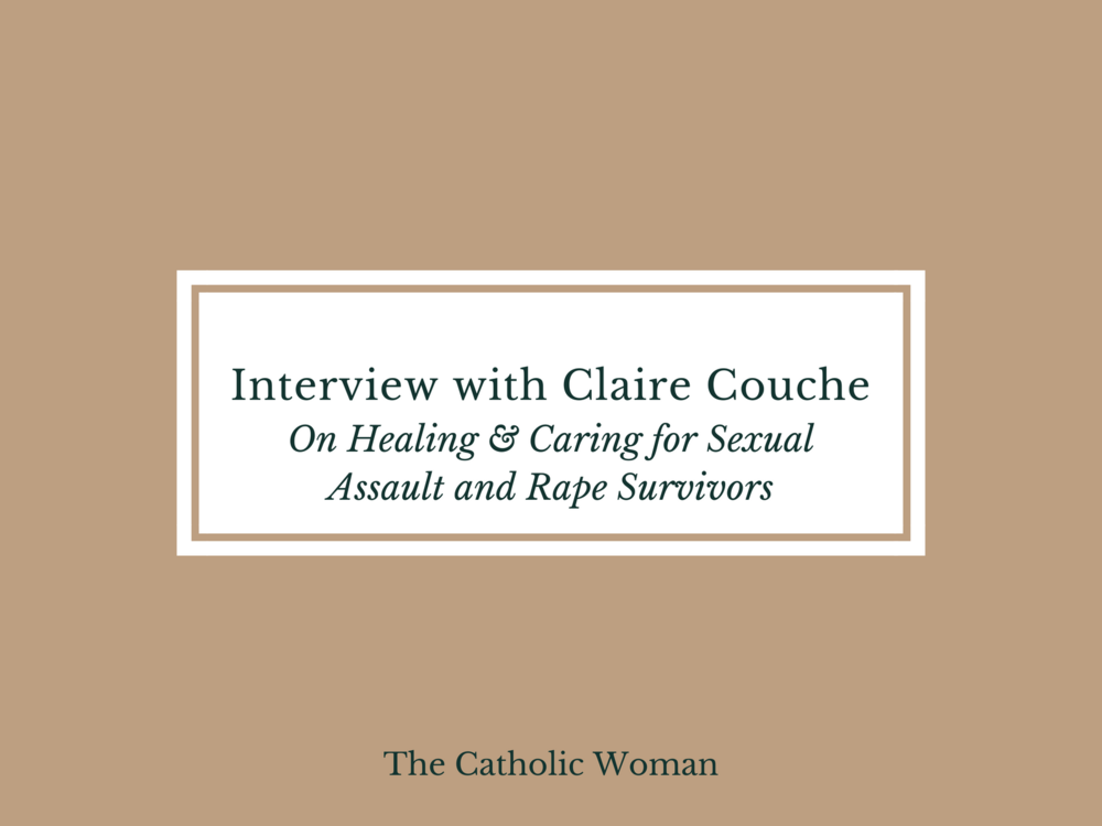 Claire Couche Interview