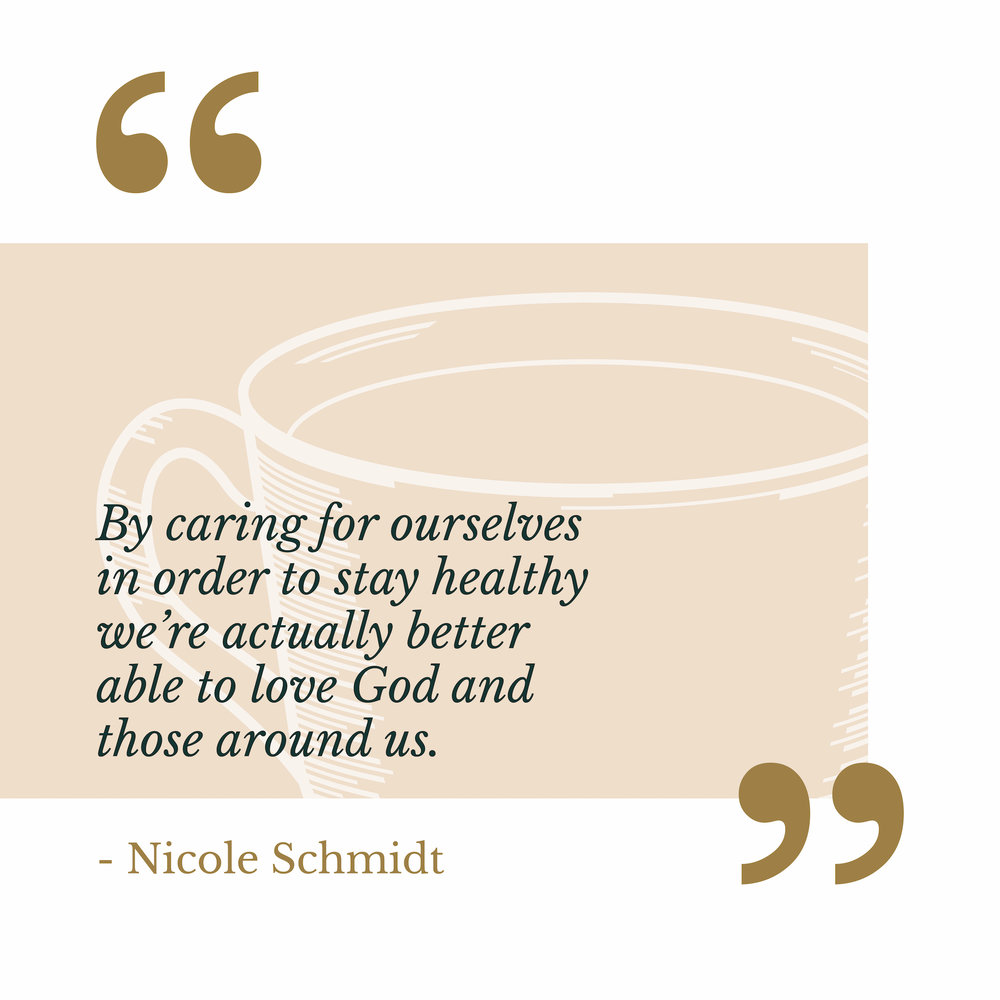 Nicole Schmidt via The Catholic Woman