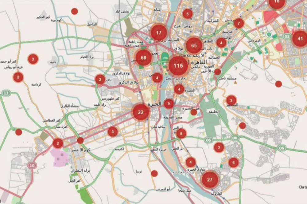 The Cartographic Ambiguities of HarassMap - Nicole Sunday Grove