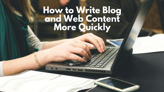 Learn My Strategies for Producing High-Quality, Engaging Content More Quickly.