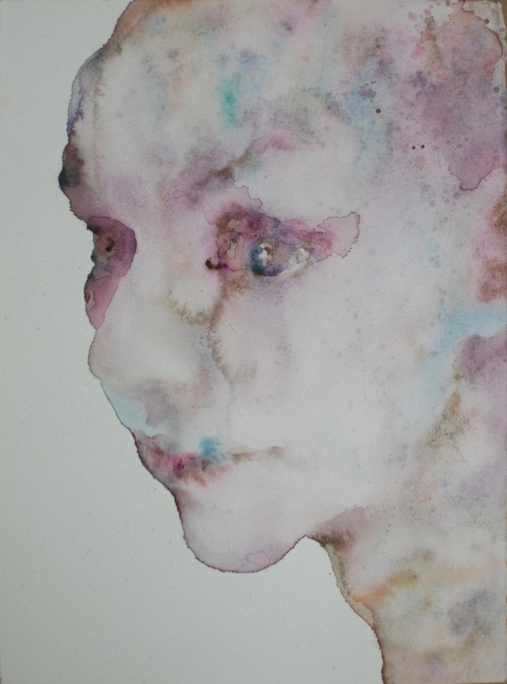 Shanlin Ye Color Portraits