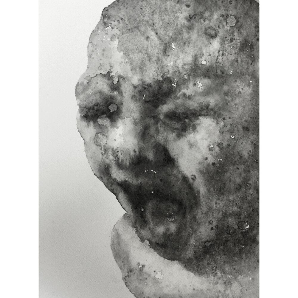 Child #3 (Contemporary Chinese Artist Shanlin Ye at Jim Kempner Fine Art)