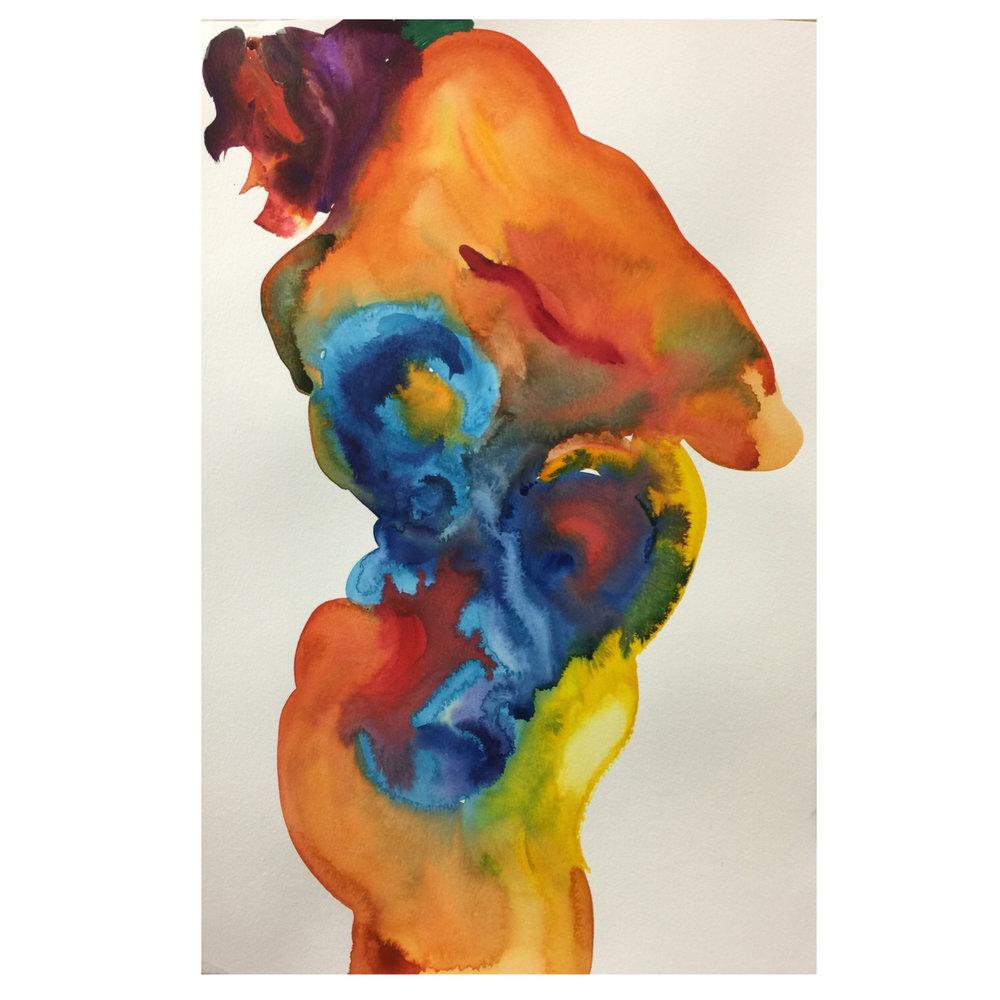 Shanlin Ye Body #6 (Contemporary Fine Art at Jim Kempner Fine Art)