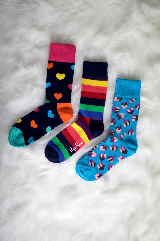 Trendy Fashion Blog | Happy Socks