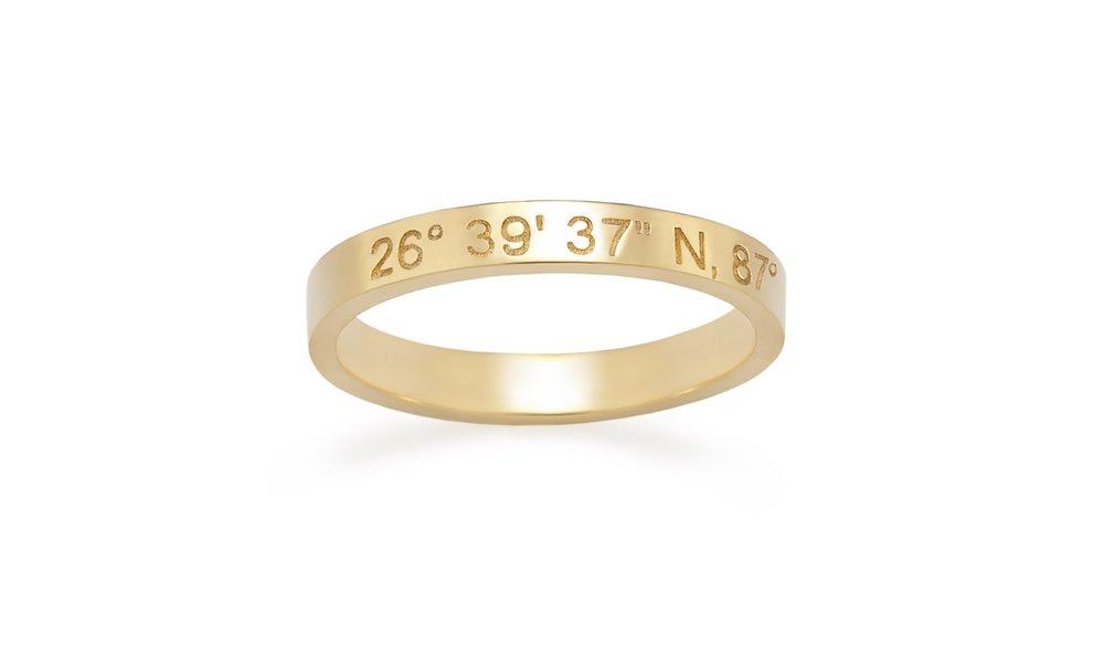 Trendy Fashion Blog | Liberti USA Coordinate Ring