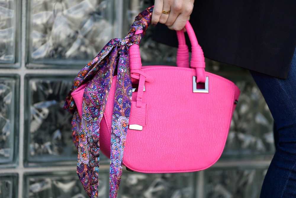 Trendy Fashion Blog |Oliver Bilou Handbag