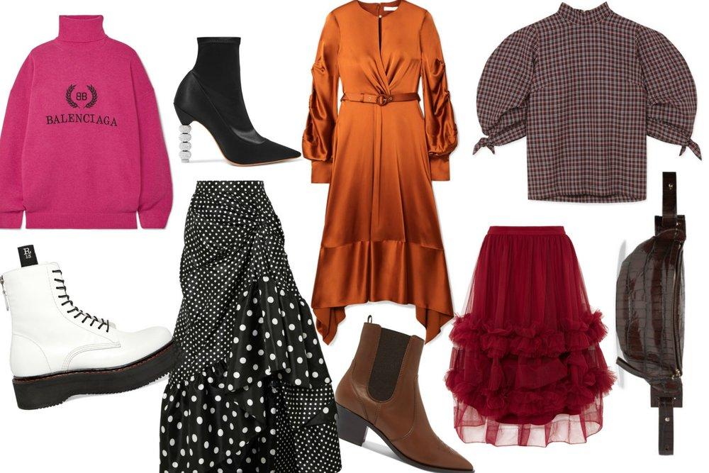 Fall Wardrobe 2018 | EvocativelyChosen.com