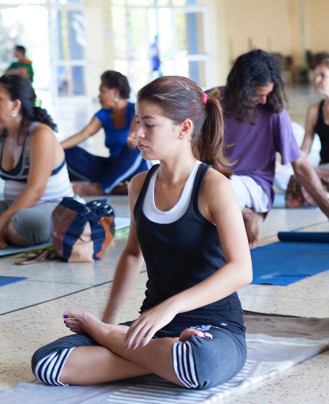 Yoga Va Cuba in Habana — 2015