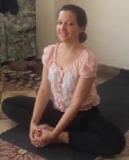 Yaima Calzadilla González  Maestra de Yoga Registrada y Certificada por Yoga Alliance RYT200. tlf.Movil: (+53) 54789369 , email: ycalzadillag@gmail.com . Clases: YOGA para niños en el barrio.