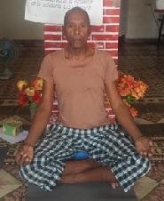 Pablo René Orta Rodríguez  Maestro de Yoga Registrado y Certificado por Yoga Alliance RYT200. tlf.Movil: (+53) 53270718 , email : prhr@nauta.c u. Clases: Centro Comunitario de Salud Mental 'Jael Nieves Casa'. Calle Coliseo #113. Holguín. Cuba. Horario Lunes 10:00-11:30 am.  Imparto clases de Yoga para principiantes dirigido a pacientes con adicciones y transtornos mentales a nivel neurótico .  Nota :  Mis clases las confecciono basado en la biblografía de Manual Práctico de Yoga de Roynel Martínez y Mariela Góngora y Hatha Yoga para la ansiedad y las adicciones de Mariela Góngora.