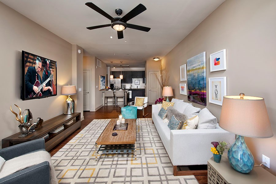 Brand New Construction Apartment by Nissan in Franklin (Cool Springs), Brentwood, Williamson County (Near Nashville)