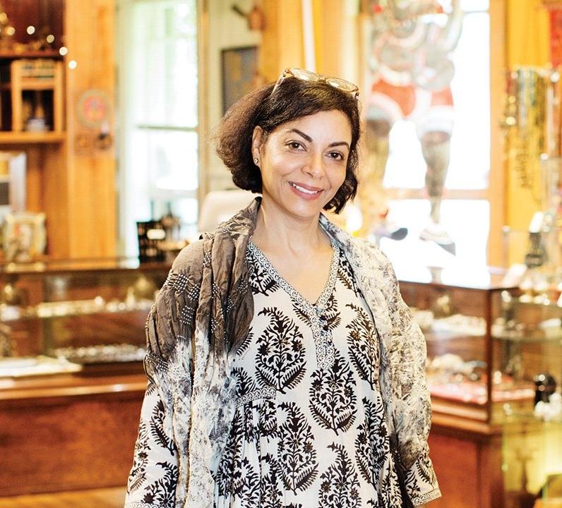 Anju Kataria, Owner and Founder