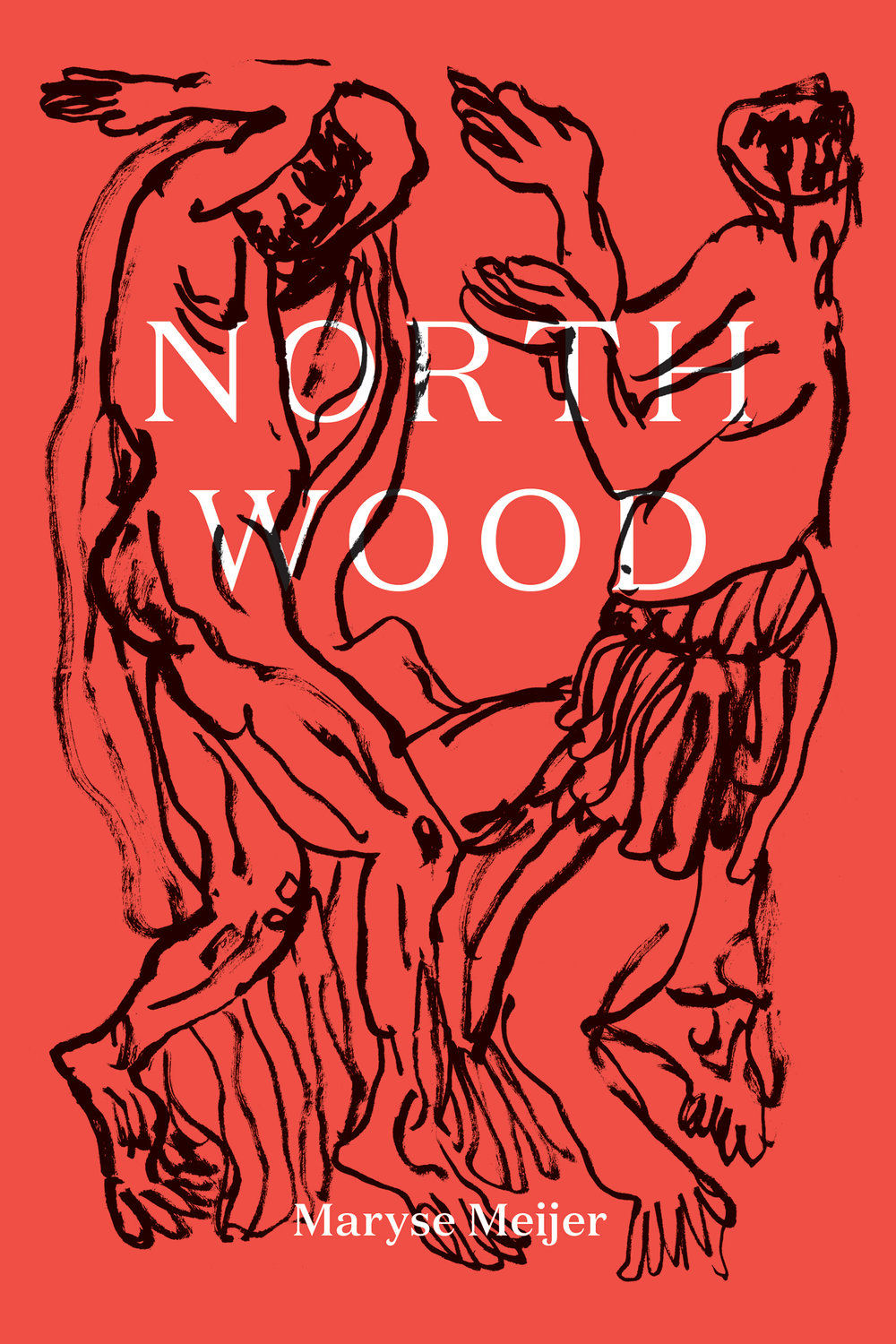 Northwood - By Maryse MeijerPart fairy tale, part horror story, Northwood is a genre-breaking novella told in short, brilliant, beautifully strange passages. The narrator, a young woman, has fled to the forest to pursue her artwork in isolation. While there, she falls in love with a married man she meets at a country dance. The man is violent, their affair even more so. As she struggles to free herself, she questions the difference between desire and obsession—and the brutal nature of intimacy. Packaged with a cover and end papers by famed English artist Rufus Newell and inventive, white-on-black text treatments by award-winning designer Jonathan Yamakami, Northwood is a work of art as well as a literary marvel.