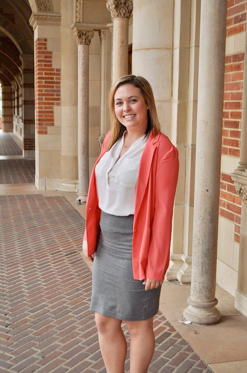 Chapter President: Courtney Cirks