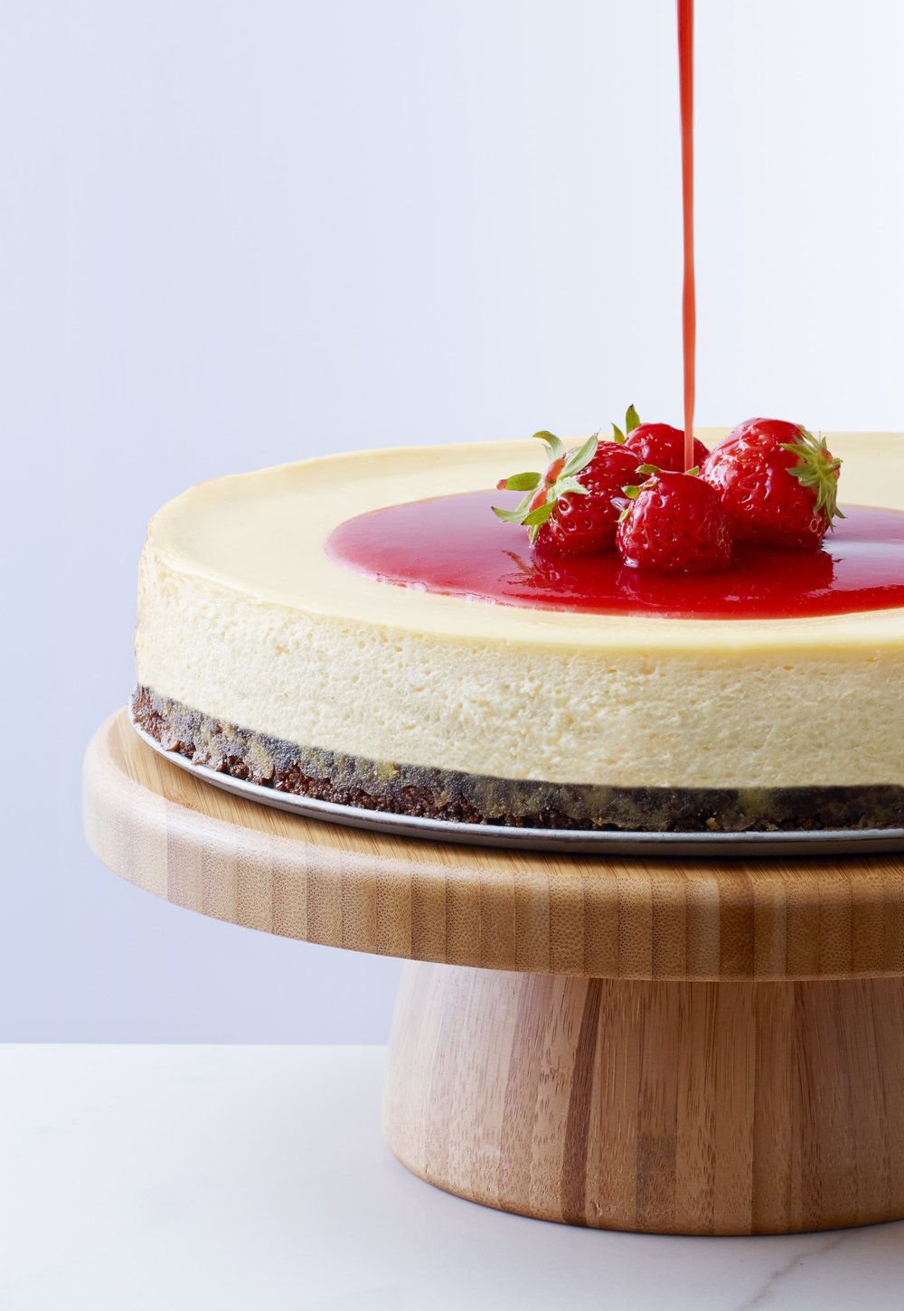 The Cheesecake par Love and Cakes Paris