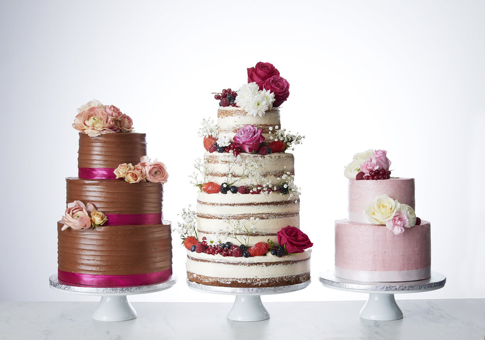 Love and Cakes Wedding cakes