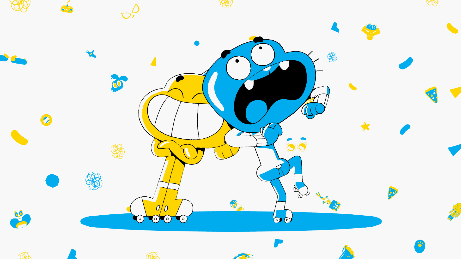 Cartoon network oddfellows creative studio theyre breakdance fighting digging into our bag of tricks we partnered with cartoon network to immerse viewers in these colorful thecheapjerseys Choice Image