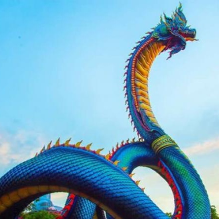 NAGAS, DRAGONS & EARTH ENERGIES - MAY 19, 2017