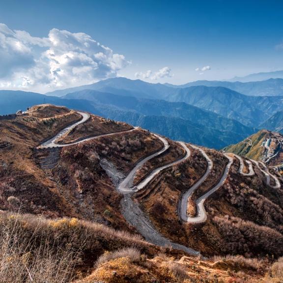 Silk Road -
