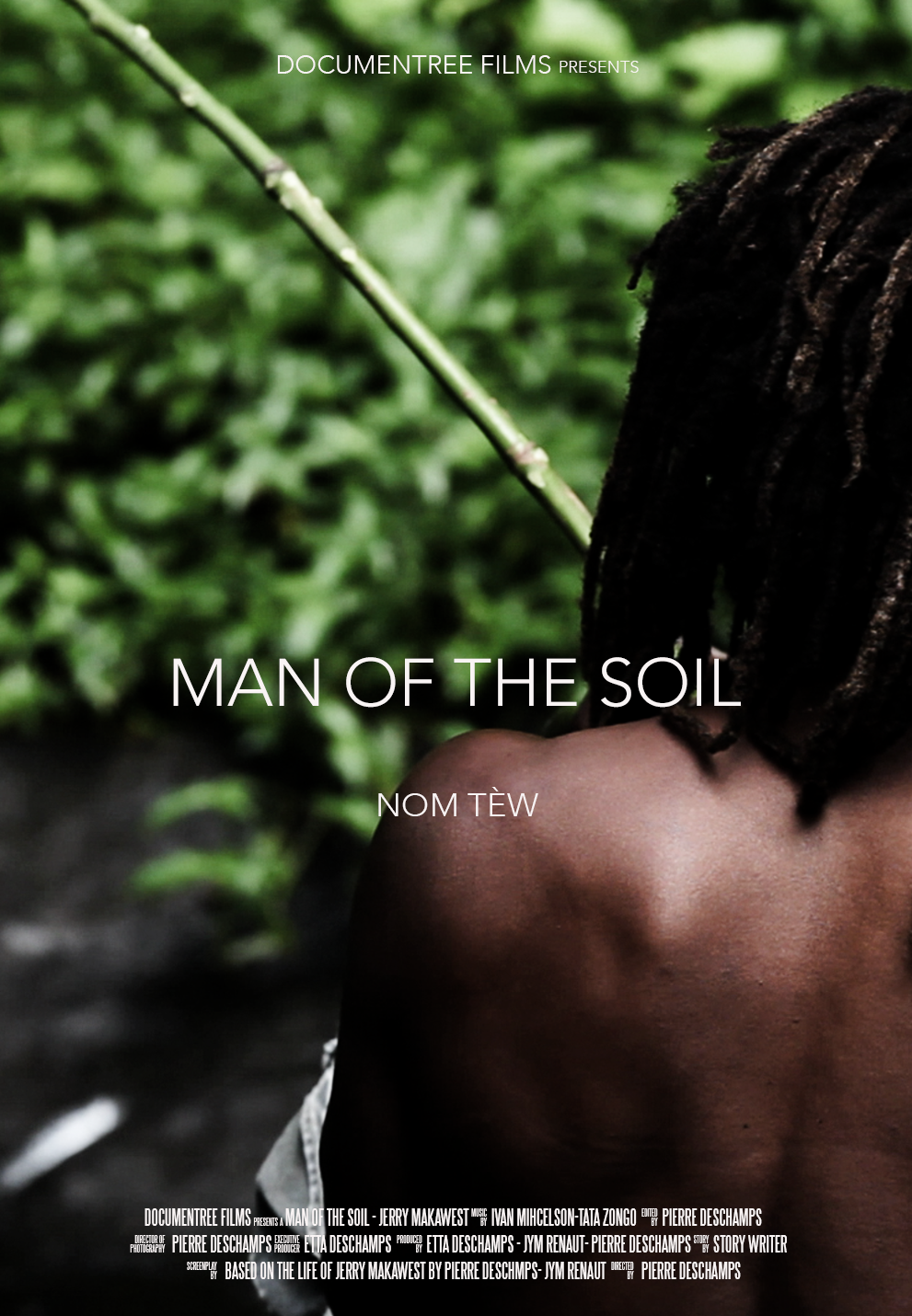 MAN OF THE SOIL