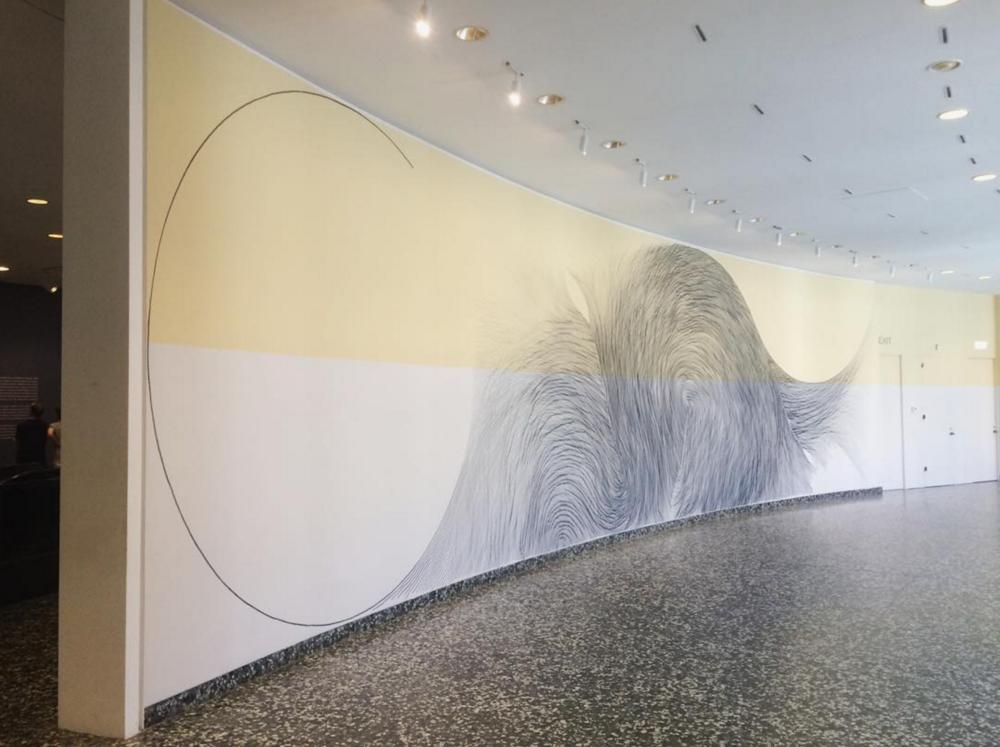 Installation at Hirshhorn