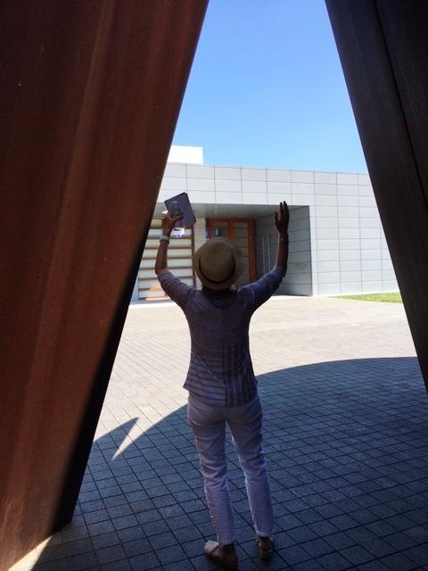 Richard Serra at Glenstone