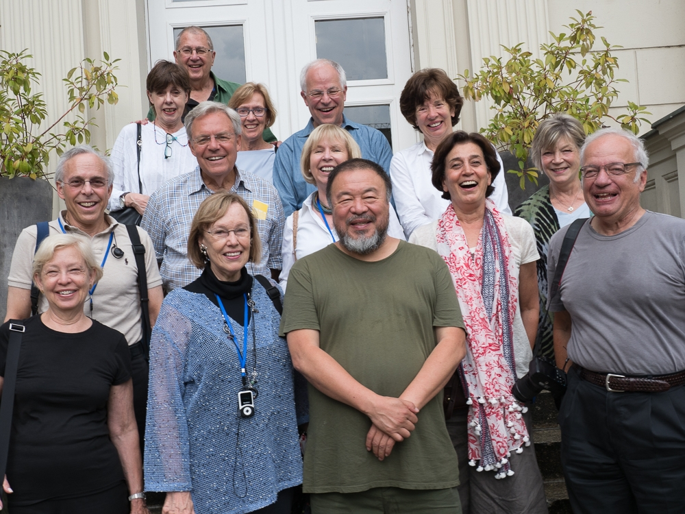 ASG meets Ai Weiwei in Germany