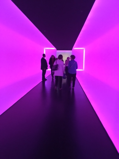Turrell/The Light Inside/MFAH 2017
