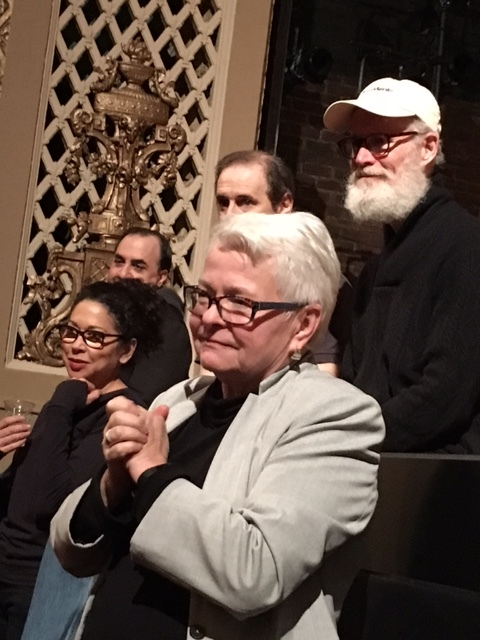 "Talk with Paula Vogel and Cast post ""Indecent"""