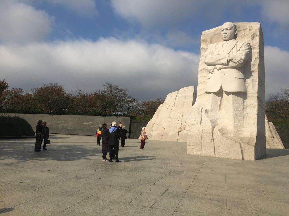 MLK Memorial D.C.