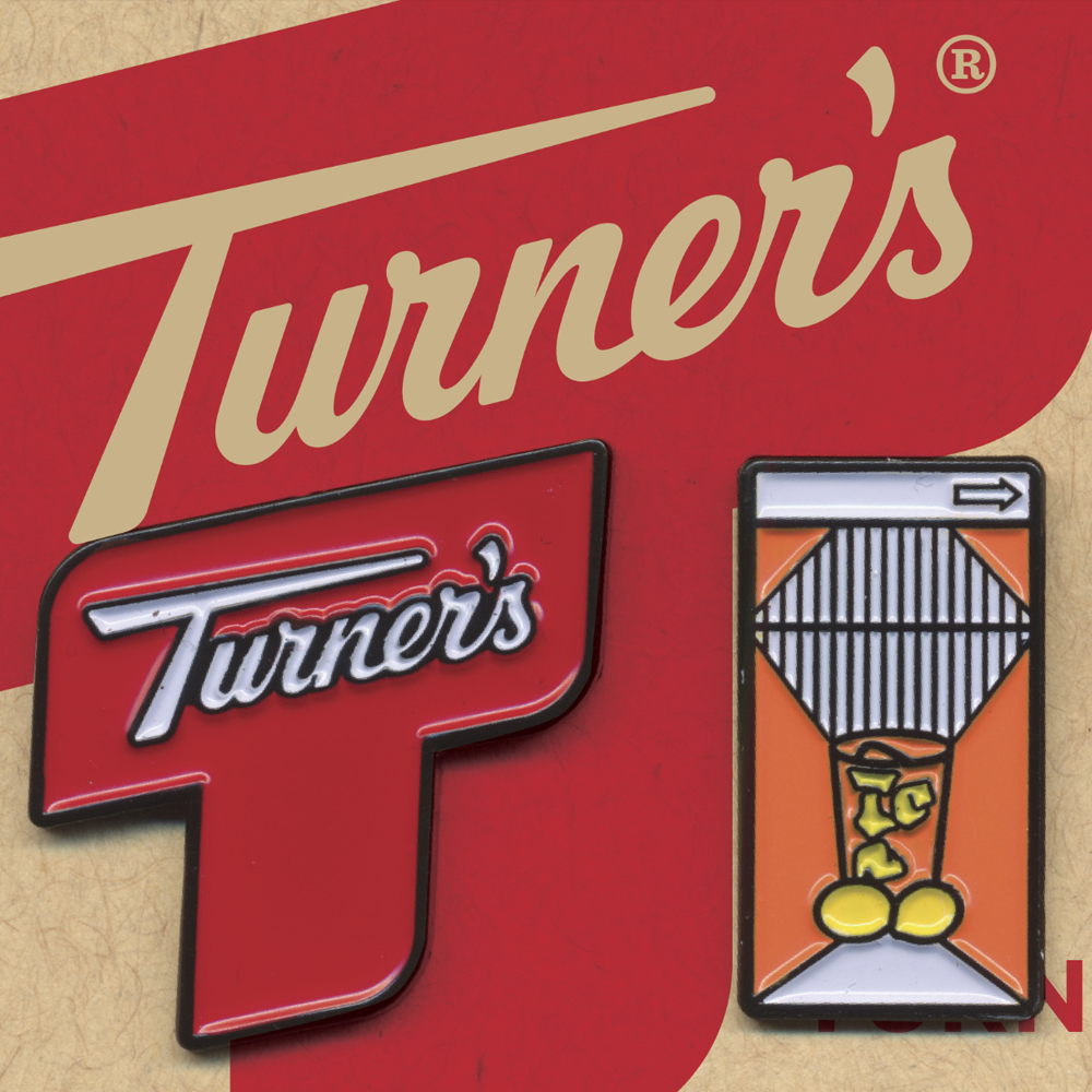 TURNERS TEA'S - They just needed us to make them some awesome marketing merch.