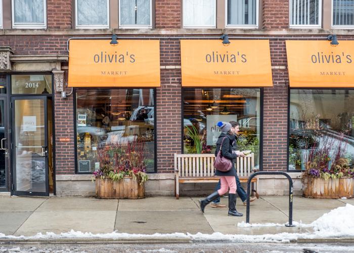 Olivia's Market   Wicker Park 2014 W. Wabansia Ave Chicago, IL 60647