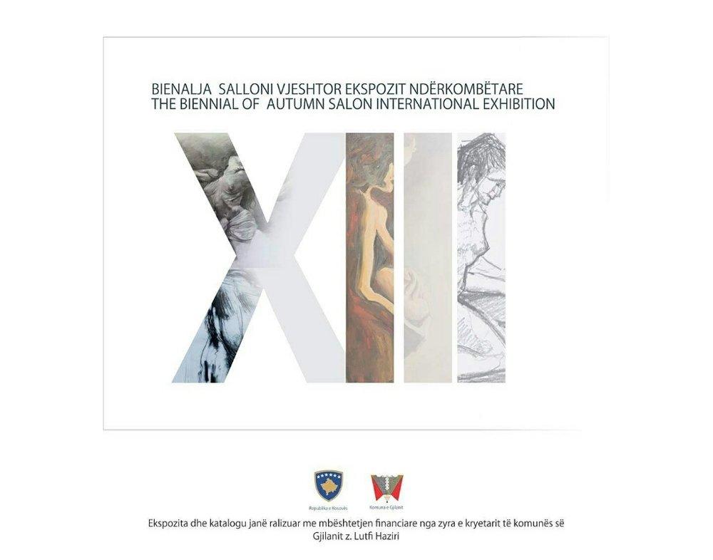 the biennial of autumn salon |gjilan art gallery - gjilan |kosovo |2017