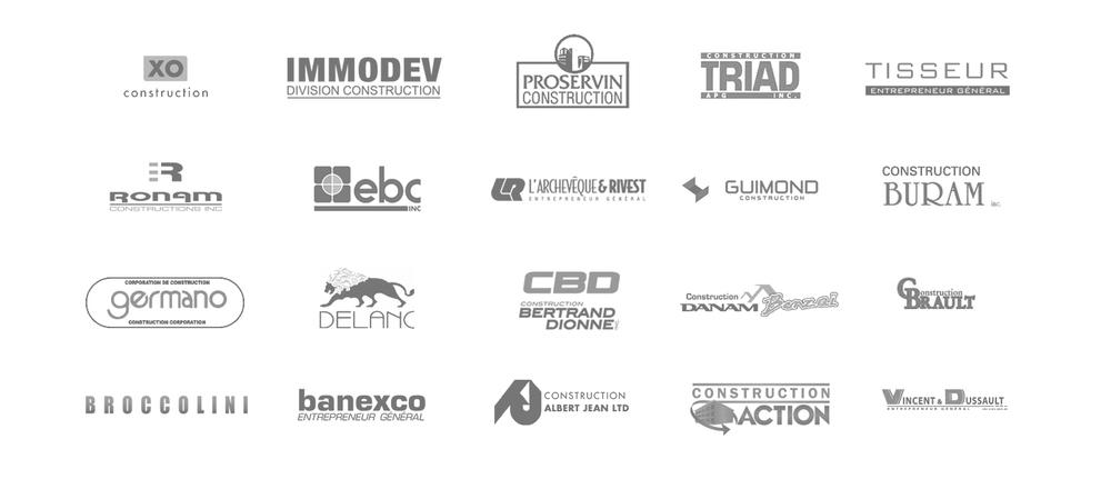 Logo clients Montréal Vitrerie JL
