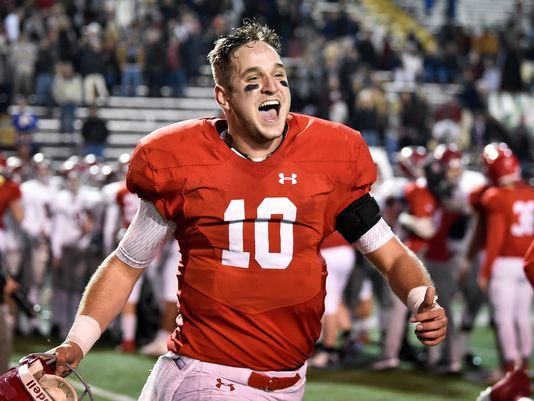Brentwood Academy's Gavin Schoenwald earned TSWA All-State honors.