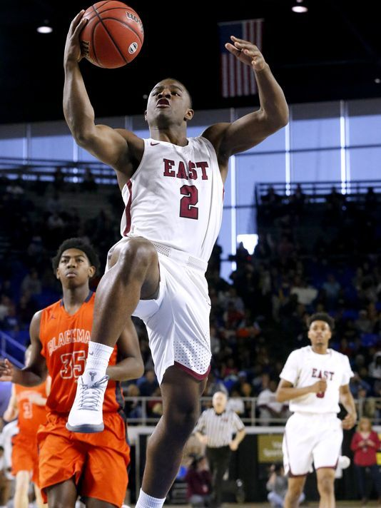 Memphis East's Alex Lomax earned his third straight All-State honor, leading Memphis East to a state championship.