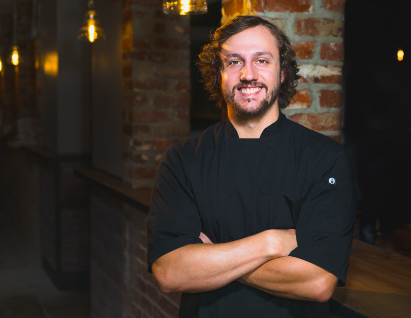 Sam Schleicher - Head Chef/Culinary Ninja & Part Time Feng Shui Consultant