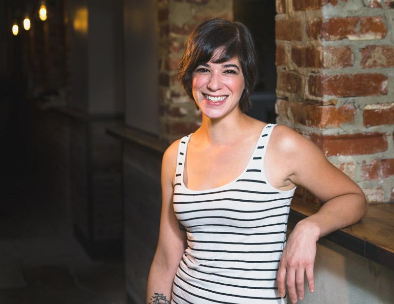 Monica Burke - Front of House Manager & Part-Time Silent Film Translator