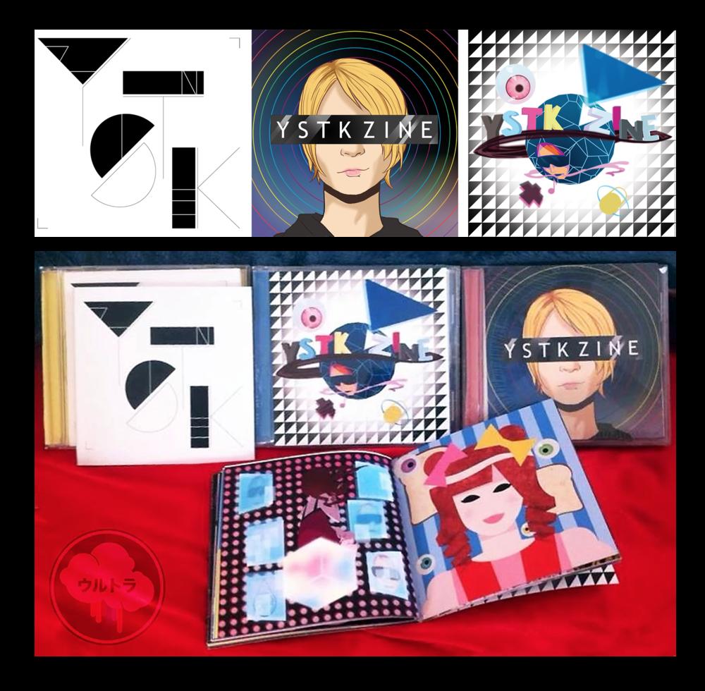 YSTK Zine + Album