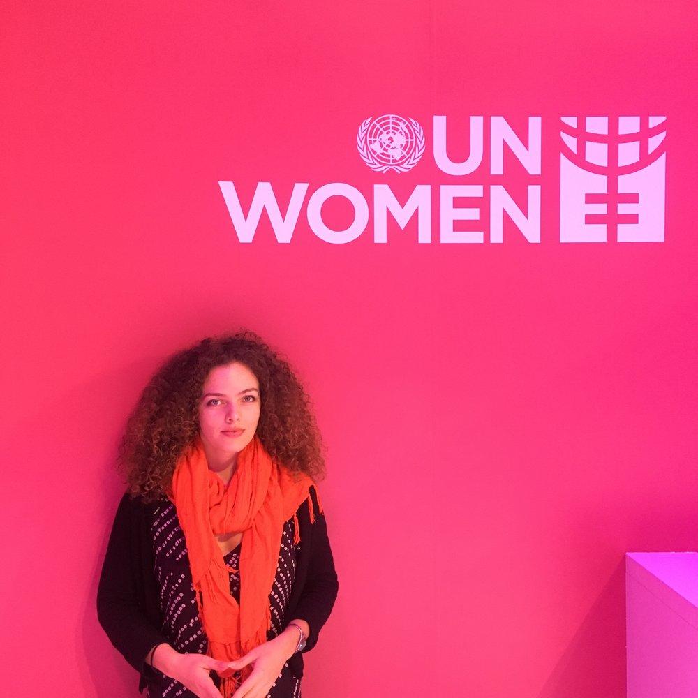 Facilitating, listening and learning at the UN Women Economic Empowerment Summit, Dubai.