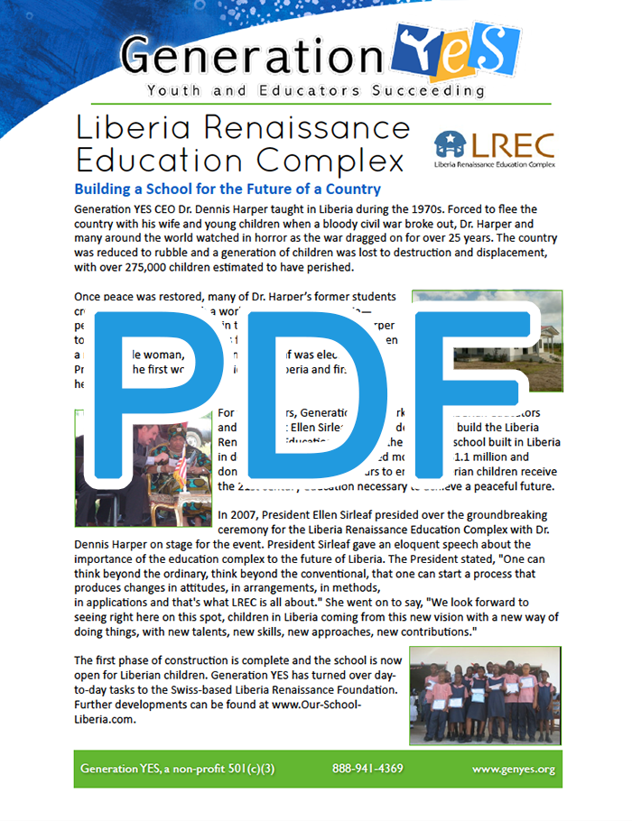 Liberia Renaissance Education Complex