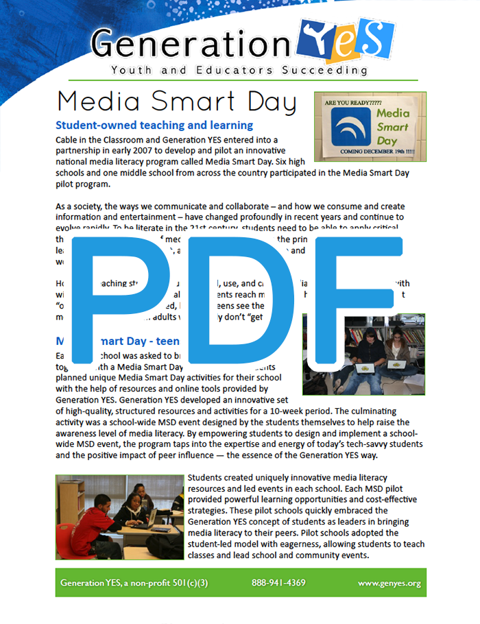 Media Smart Day
