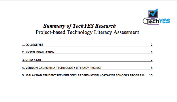 Summary_TechYES_Research