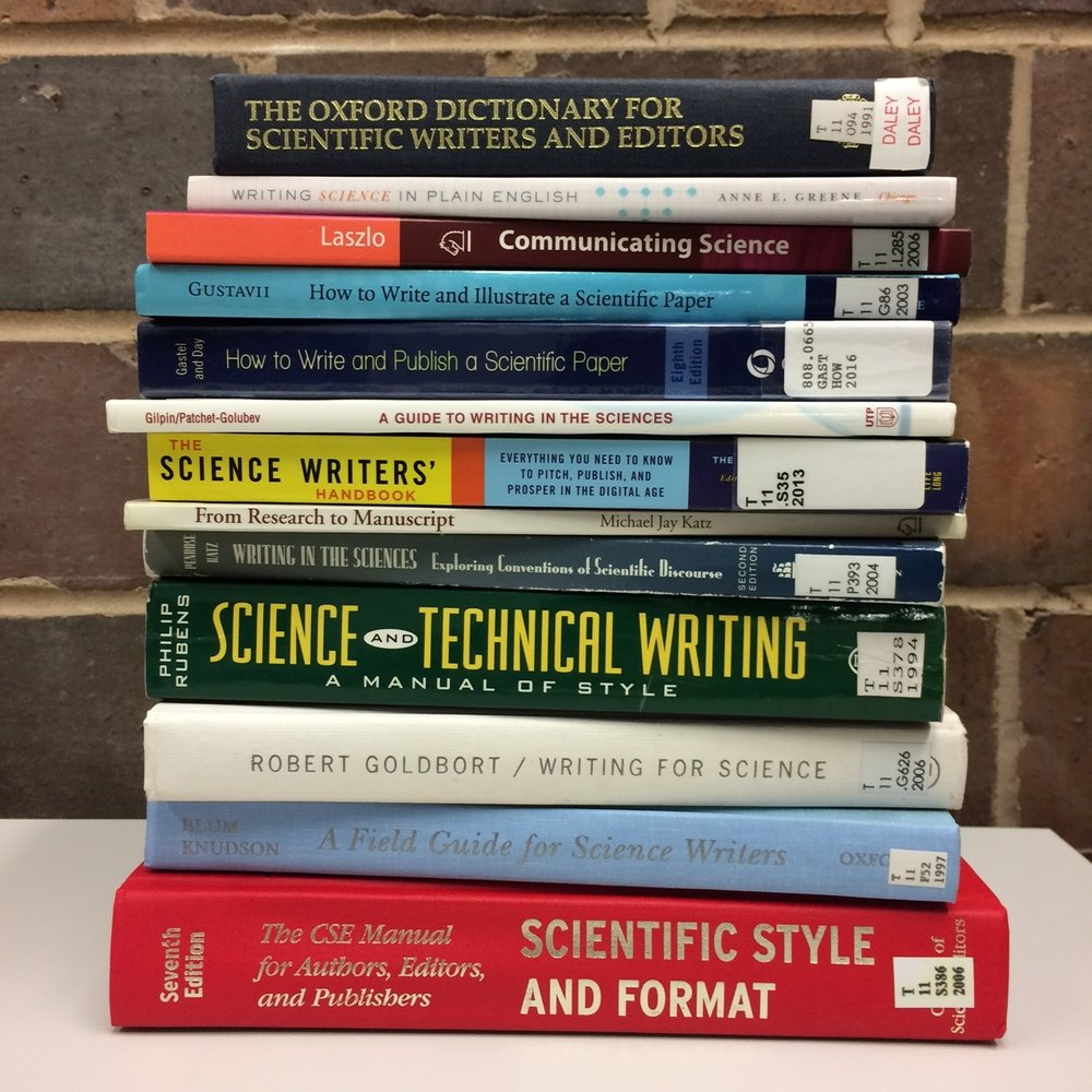 Library titles photographed 11/13/2017