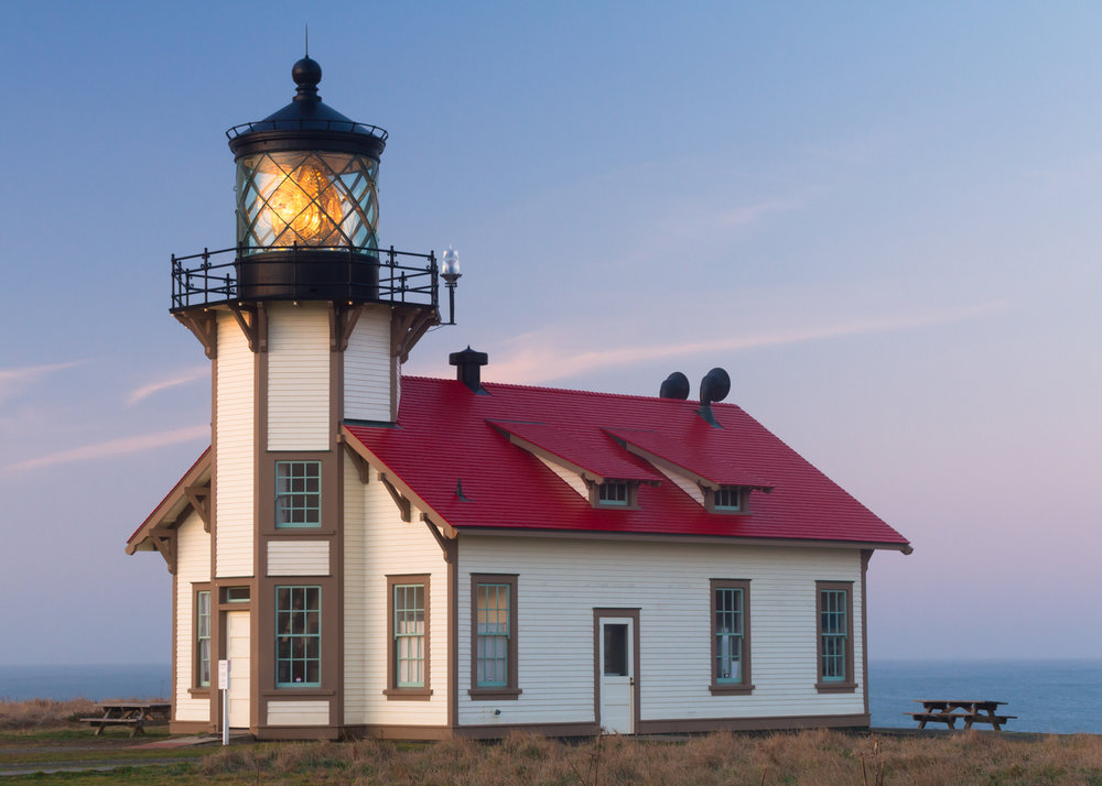 Point Cabrillo Light Station Historic State Park
