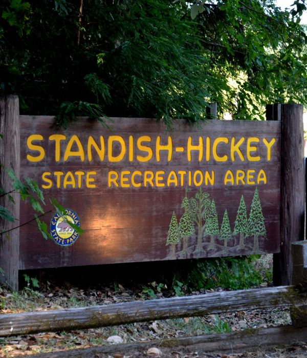 Sign Standish-Hickey State Recreation Area Sept 9,2011 by Barbara Matthews.jpg