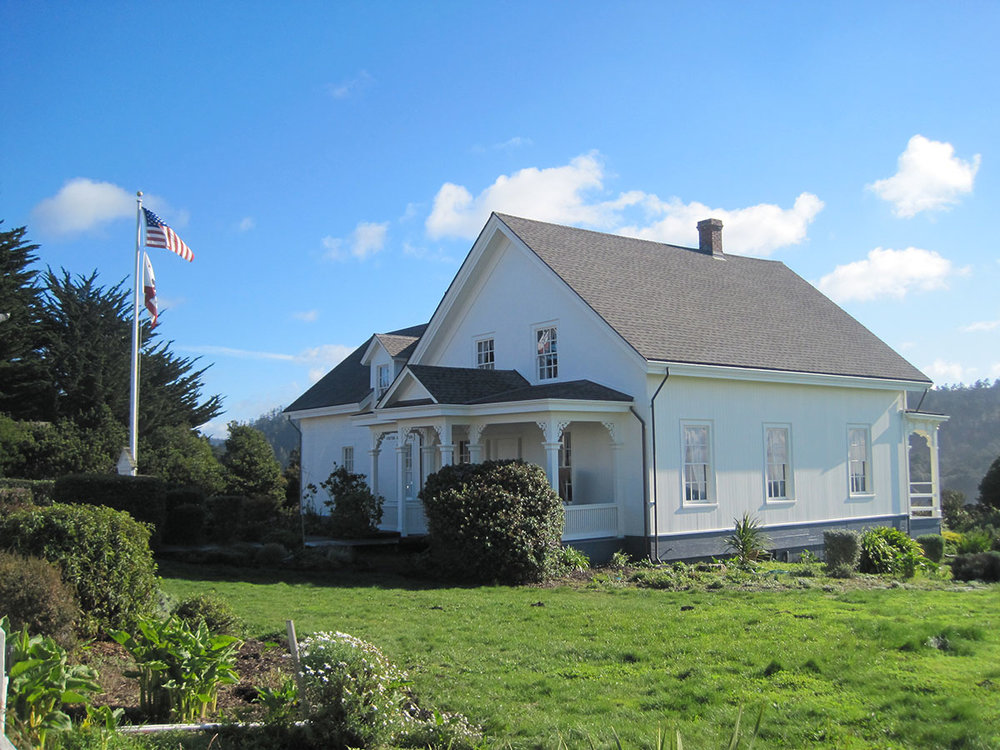 Ford House Visitor Center & Museum - 45035 Main StMendocino, CA 95460(707) 937-5397